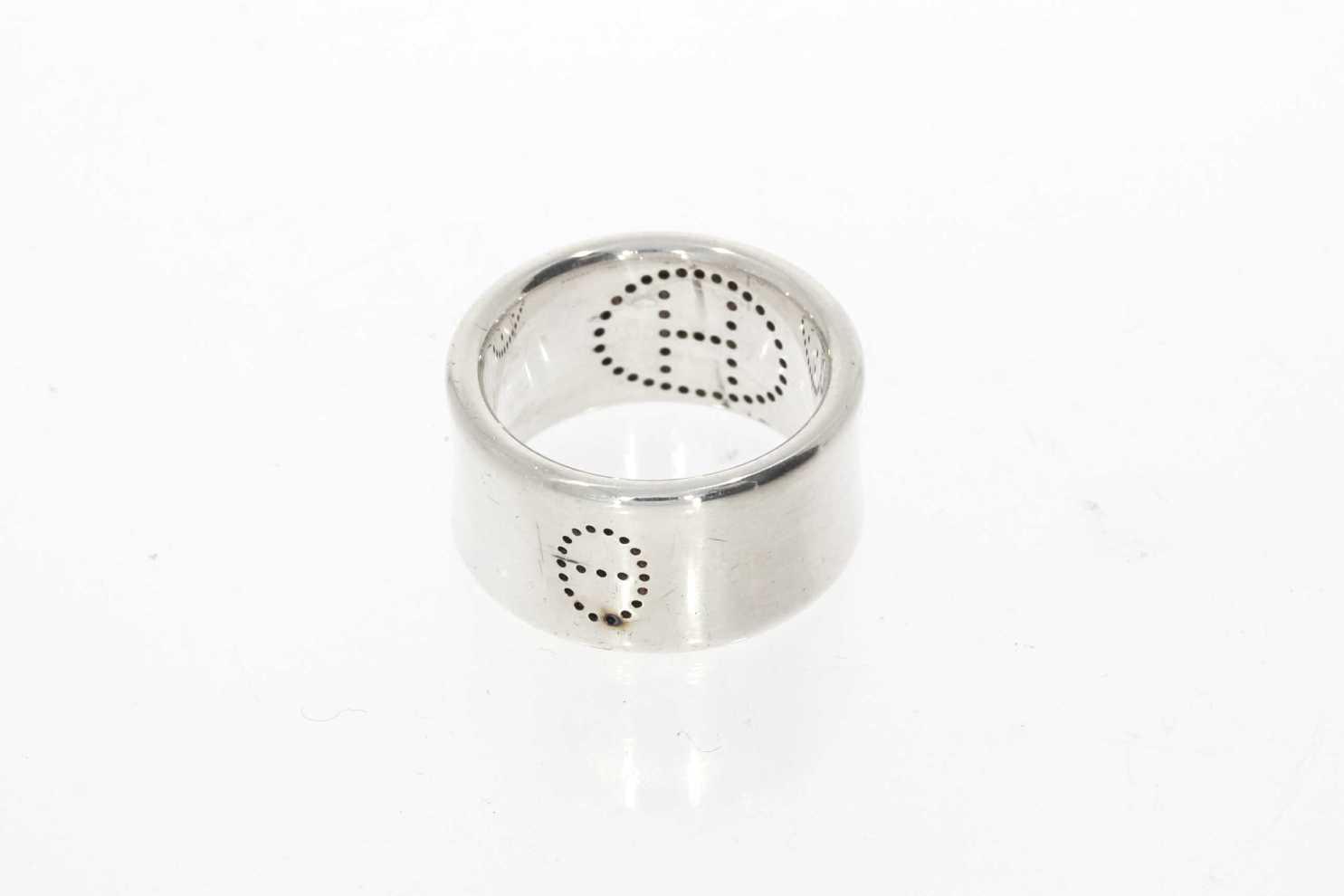 78a0a38476 Joaillerie - Collection Argent Bague - HERMES - Eclipse - Boutique ...